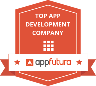 Top App Development Company Badge