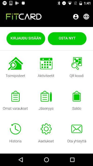 Fitness Website & App