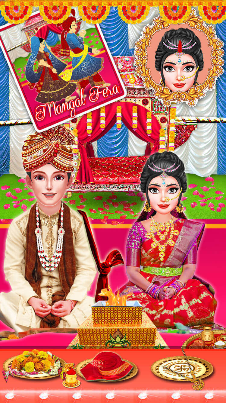 Indian Wedding Salon - Indian Arrange Marriage