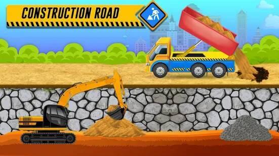 Little Builder - Construction Simulator For Kids