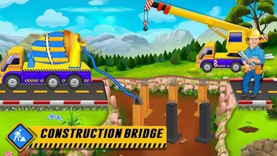 Little Builder - Construction Simulator For Kids