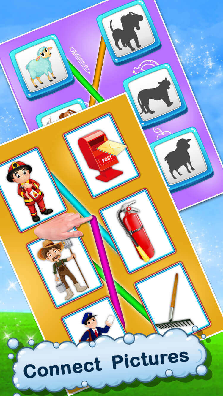 Matching Object Educational Game
