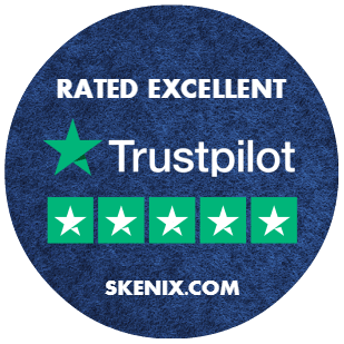 Trustpilot Rating of Skenix Infotech