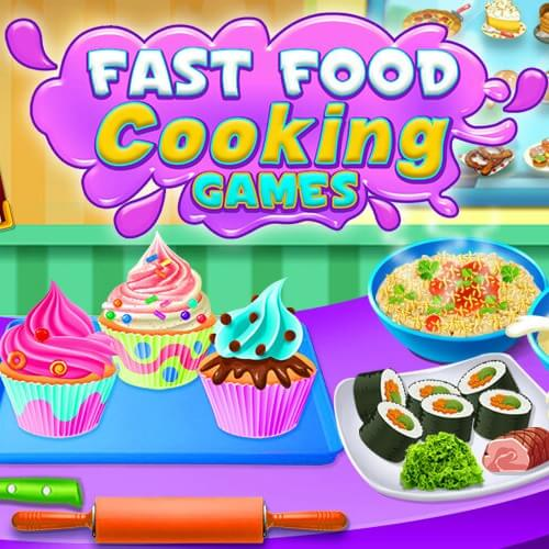 Fast Food Cooking Games Portfolio Thumbnail