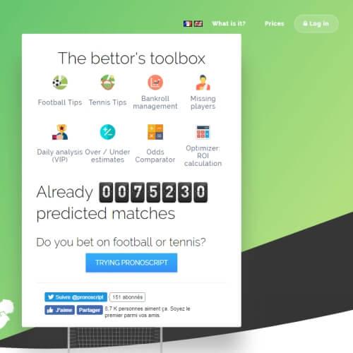 Sports Betting App Portfolio Thumbnail